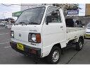 アクティトラック 4WD 5MT TN ACTYスーパーデラックス 寒冷地仕様(ホンダ)【中古】