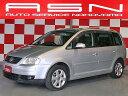 VW ゴルフトゥーラン GLi ナビ ETC 純正16インチアルミ(フォルクスワーゲン)【中古】