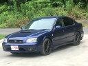 レガシィB4 RSKリミテッドII 4WD ターボ ETC ナビ DVD(スバル)【中古】