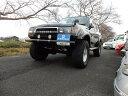 ランドクルーザー80 VXリミテッド改造貨物11 NO 4WD サンルーフ AT(トヨタ)【中古】