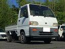 サンバートラック SDX タイミングベルト交換済 4WD 5速マニュアル(スバル)【中古】