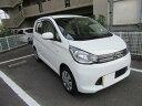 eKワゴン M ワンセグナビ ETC アイドリングストップ(三菱)【中古】