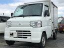 ミニキャブトラック 冷蔵冷凍車 タイミングベルト交換済 5MT エアバッグ(三菱)【中古】