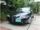 アルファ166 V6 24V スポルトロニックエグゼクティブ(アルファロメオ)【中古】