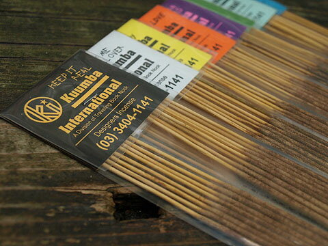 KUUMBA INTERNATIONAL Kumba international incense RegularStick incense Kumba sweet rain スイートレイン DUB HAPPY happy obama