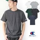 チャンピオン tシャツ ポケット メンズ Champion TRAINING ポケT C3-PS323 速乾【返品不可】