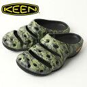 【送料無料】【あす楽】KEEN キーン YOGUI ARTS CAMO GREEN ヨギー アーツ カモグリーン 1002034 サンダル/メンズ アウトドア ...