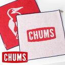 CHUMS チャムス Logo Hand Towel ロゴハ...