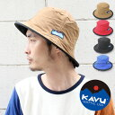 KAVU ハット カブー フィッシャーマンチルバ ハット 帽...