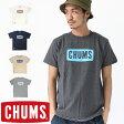 【あす楽】CHUMS チャムス Logo T-shirt Tシャツ CH01-1010 チャムスtシャツ 新作 2015 フェス メンズ 春 夏 春夏 野外フェス ファッション