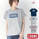 CHUMS チャムス Logo T-shirt W's Tシャツ CH11-1324 レディース チャムスtシャツ ファッション 山ガール フェス 夏フェス 野外フェス