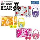 Wilson Bear ウィルソン ベア4 ゴルフボール 各種