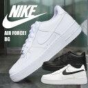 ナイキ エアフォース1 NIKE AIR FORCE 1 GS ナイキ スニーカー 白 ホワイト 靴...