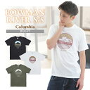送料無料 コロンビア メンズTシャツ メンズ Columbia BOWMAN RIVER SHORT SLEEVE TEE SHIRTS*