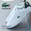 Lacoste GRADUATE LCR3 118/ラコステ...