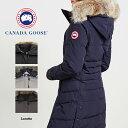 【送料無料】CANADA GOOSE LORETTE 2090L カナダグース ロレッタ ダウンジャケット コート アウター レディース 女性 婦人