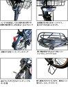 【完全組立】小径自転車 セデオ 20インチ BAA(安全基準)適合車 3人乗り対応 内装3段変速 LEDオートライト 子供乗せ対応 低重心 安定感 自転車