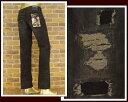 ANDSUNS アンドサンズ MOON BK SLIM デニムパンツ メンズ 【AS142205】【あす楽対応】