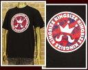 KINGSIZE キングサイズ Tシャツ 西の筆頭NG HEAD率いる『KINGSIZE草野球団』のアパレルライン メンズ 【KS-SS14-T14GREE】
