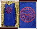 NINE RULAZ ナインルーラーズ MIGHTY CROWNプロデュース ゲームシャツ バスケ メッシュタンクトップ メンズ 【NRSS14-039】