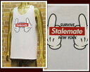 STALEMATE ステイルメイト GIMME FIVE 2ndライン タンクトップ メンズ 【ST-14109TT FUCK】