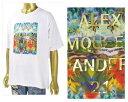 HALHAM ハルハム エンボス 3DプリントTシャツ A LEX Tシャツ メンズ 【186025H 01E ALE】