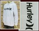 HURLEY ハーレー スウェットパーカー メンズ 【MTHZAAP WHT】【あす楽対応】