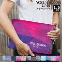 ヨガデザインラボ エコヨガマット トラベル YogaDesignLab 折りたたみ ヨガラグ