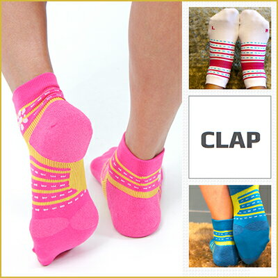 clap スポーツソックスクラップ 3DソックスCAS-1501...:ps-sports:10000835