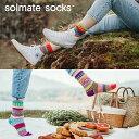 ソルメイト SOLMATE SOCKS クルー レジェンズコレクション 靴下 ソックス メンズ レディース 日本正規品