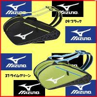 送料無料◆MIZUNO◆2018年2月発売◆ユニセックス ラケットバッグ6本入れ 63JD8007 バッグ ミズノの画像