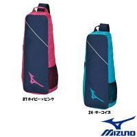 MIZUNO◆2018年発売◆ユニセックス ラケットバッグ(ラケット2本入れ) 63JD8503 バッグ ミズノの画像