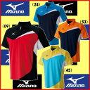 簡易配送可◆MIZUNO◆新色◆ユニセックス ゲームシャツ 62JA6013 テニス バドミントン ウェア ミズノ