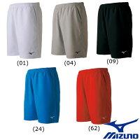 送料無料◆MIZUNO◆ユニセックス ゲームパンツ 62JB7001 テニス バドミントン ウェア ミズノの画像