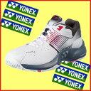 送料無料◆YONEX◆2016年10月上旬発売◆パワークッションワイド235 SHT-235W テニスシューズ オールコート用 ヨネックス