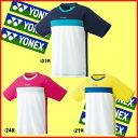 簡易配送可◆YONEX◆2017年1月下旬発売◆ユニセックス ドライTシャツ 16278 テニス バドミントン ウェア ヨネックス