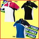 送料無料◆YONEX◆2017年3月上旬発売◆レディース ポロシャツ 20376 テニス バドミン