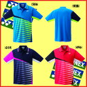 送料無料◆YONEX◆2018年1月下旬発売◆ユニセックス ゲームシャツ 10253 ヨネックス テニス バドミントン ウェア