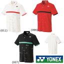 楽天PTENNIS送料無料◆YONEX◆2018年5月中旬発売◆ユニセックス ゲームシャツ(フィットスタイル) 10265 ヨネックス テニス バドミントン ウェア
