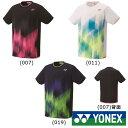送料無料◆YONEX◆2019年3月上旬発売◆ユニセックス ゲームシャツ(フィットスタイル) 1
