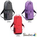 送料無料◆Paradiso◆2019年9月発売◆ラケットバッグ TRA960 パラディーゾ テニス バッグ