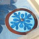 【手作りキット】ハワイアンキルト/ウルの時計(ハワイ 雑貨/ハワイアン雑貨/ハワイアンキルト キット/ハワイアン 時計/時計 キット/ウル)