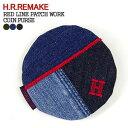 【クーポンで20%OFF】HRリメイク/H.R.REMAKE...