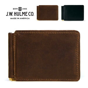 J.W.HULME����ꥫ���ޥ͡�����åץ쥶��������å�����ޤ����MONEYCLIPCARDWALLET