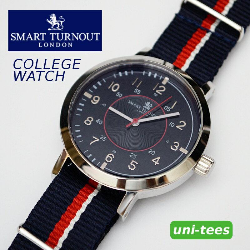 SMART TURNOUT COLLEGE WATCH スマートターンアウト腕時計 「カレッジウォッチ」 SMART TURNOUT 腕時計日本製ムーヴメント搭載