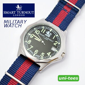 SMARTTURNOUTMILITARYWATCHスマートターンアウトNATO軍G10タイプミリタリーウォッチ