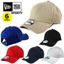 ニューエラ NEW ERA 無地 アジャスタブル キャップ 9FORTY (ブラック/ネイビー/ホワイト/ブルー/カーキ/レッド/メンズ/レディース/ ロゴなし/ゴルフ/キャップ/帽子)