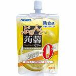 オリヒロ ぷるんと蒟蒻ゼリースタンディング 0kcal グレープフルーツ 130g