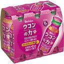ハウス食品ハウス ウコンの力 ウコンエキスドリンク カシスオレンジ味  100mL×6本・ボトル缶