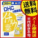 楽天ドラッグストアひまわりイチョウ葉 DHC 20日分(60粒) 送料無料 メール便 dhc サプリ サプリメント ビタミン ビタミンb life style 健康 健康食品 国内製造 代引き不可